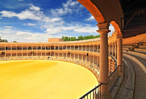 登場!西班牙最古老鬥牛殿堂