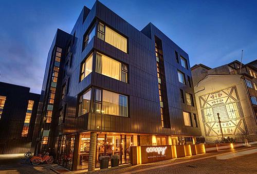 nullCanopy by Hilton Reykjavik City Centre