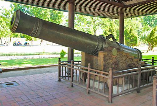 象徵王權大砲