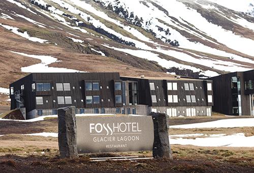 Fosshotel Glacier Lagoon