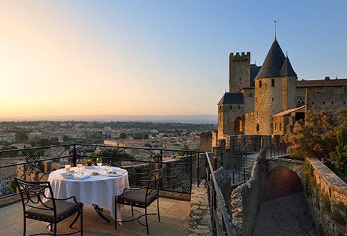 Hotel de la Cité Carcassonne
