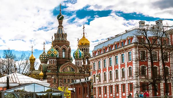 俄羅斯風情