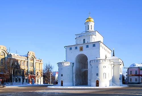 見證莫斯科最具歷史的黃金門
