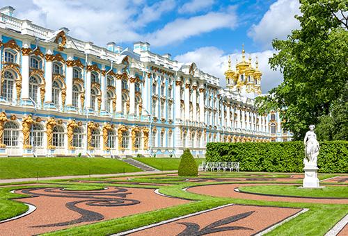 穿越時空 走進皇室度假勝地凱薩琳宮