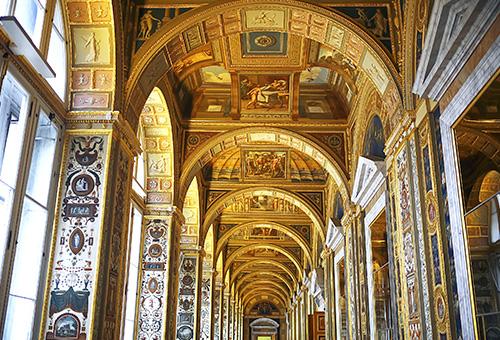 豪華壯麗俄羅斯版凡爾賽宮