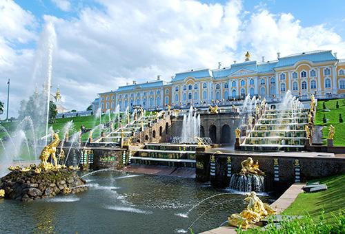 一睹世界最大的奢華花園噴泉