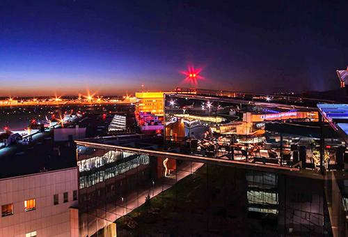 Radisson Blu Sheremetyevo Airport Hotel
