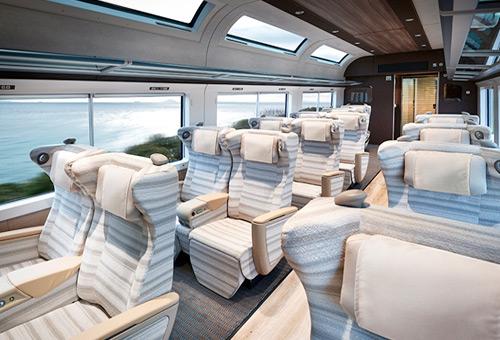 搭乘Saphir踊子號列車前往浪漫伊豆