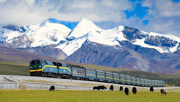 青藏風情 (含聖母峰)火車團
