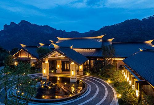 世茂御榕 · 武夷度假酒店Yutopia Wuyi Mountain Retreat