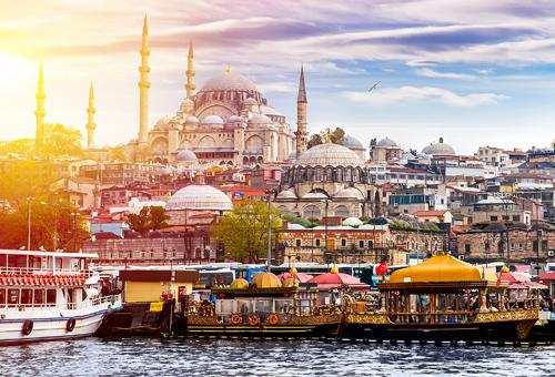 到伊斯坦堡看歐亞交織