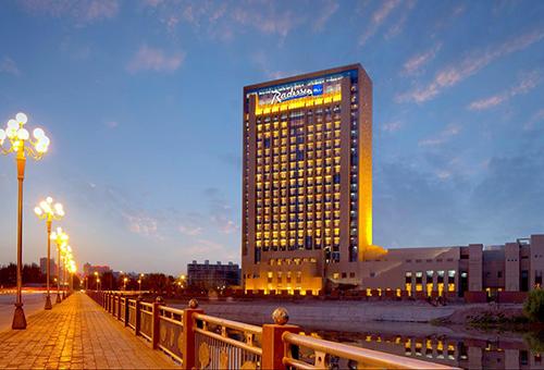 喀什深業麗笙酒店Radisson Blu Hotel Kashgar