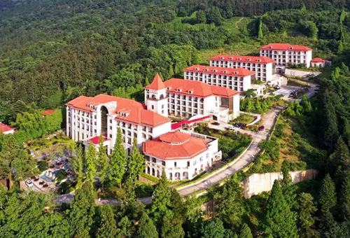 廬山華微國際度假酒店Holiday Way Resort Lushan