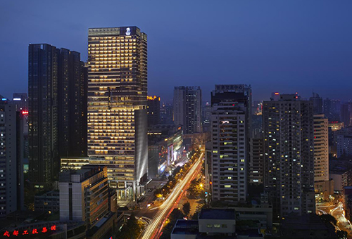富力麗思卡爾頓酒店The Ritz-Carlton Chengdu