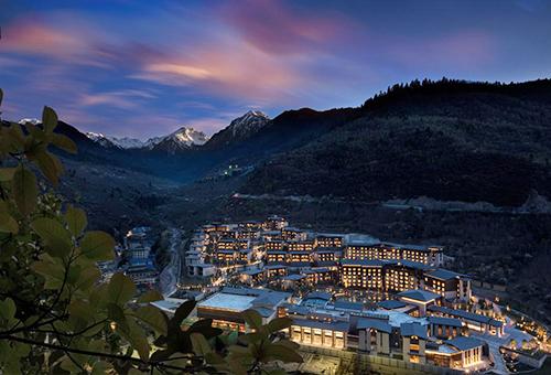 九寨魯能希爾頓度假酒店Hilton Jiuzhaigou Resort
