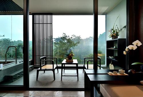 紅珠山賓館七號樓–禪意山居Hong Zhu Shan Hotel & Resorts