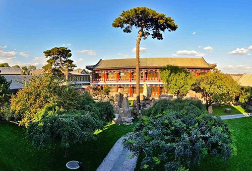 承德綺望樓賓館Chengde Qiwanglou Hotel