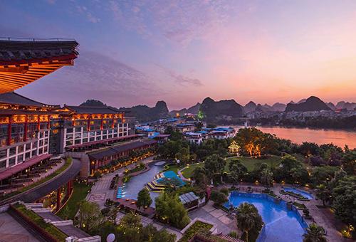 香格里拉大酒店Shangri-La Hotel Guilin