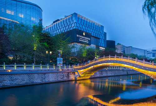 魯能貴和洲際酒店InterContinental Jinan City Center