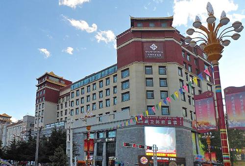 喬穆朗宗酒店Tibet Qo Mo Lang Zong Hotel