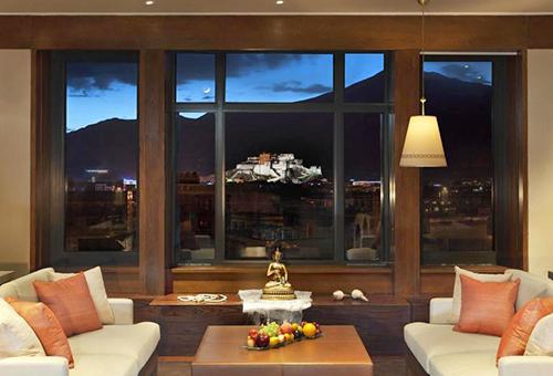 瑞吉度假酒店St.Regis Lhasa