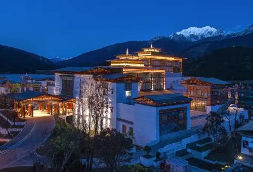 恆大酒店Linzhi Evergrande Hotel