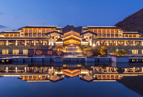 五臺山萬豪酒店Marriott Hotel Mount Wutai