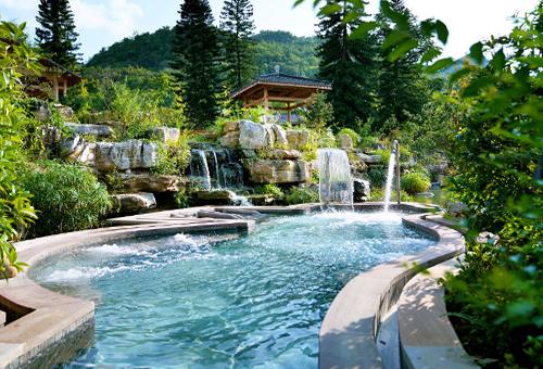 黃果樹柏聯溫泉酒店Bolian Resorts & SPA