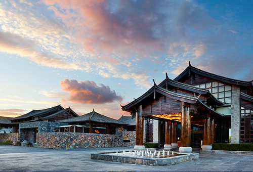 和府洲際度假酒店InterContinental Lijiang Ancient Town Resort
