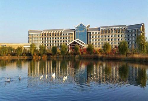 張掖賓館Zhangye Hotel