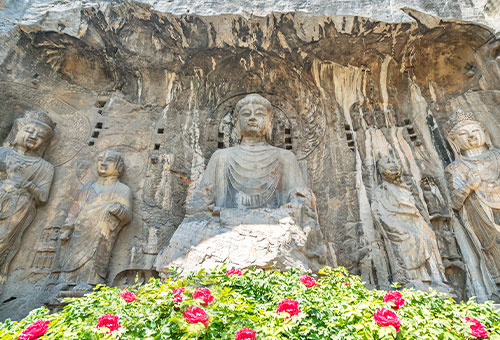 龍門石窟藝術