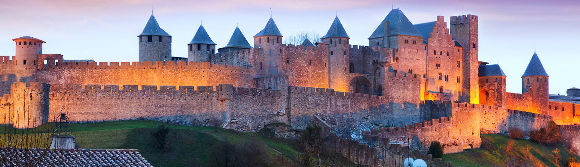 Carcassonne城堡