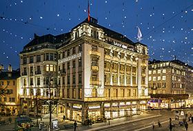 Savoy Hotel Baur en Ville