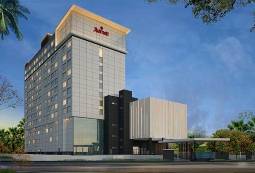 Marriott Hotel Kathmandu