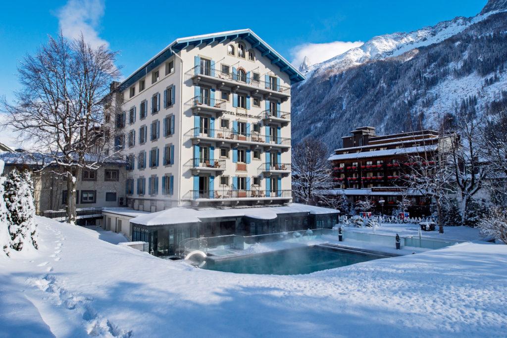 Chamonix Hotel Mont Blanc