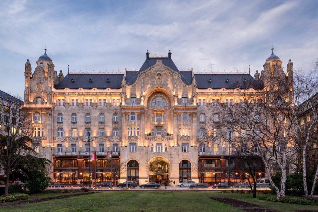 Four Seasons Hotel Gresham