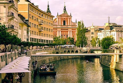 遊覽斯洛維尼亞首都