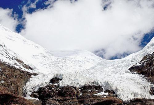 卡若拉冰川