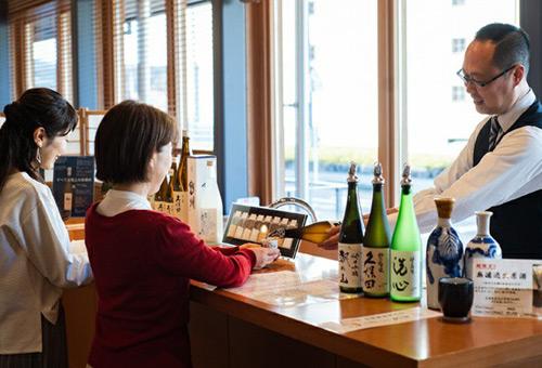 朝日酒造品嚐當地銘酒