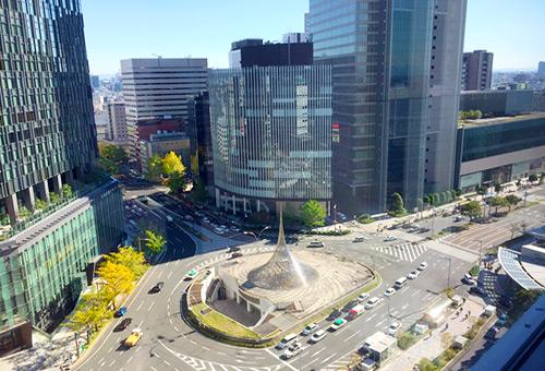 感受名古屋市區的繁榮與活力