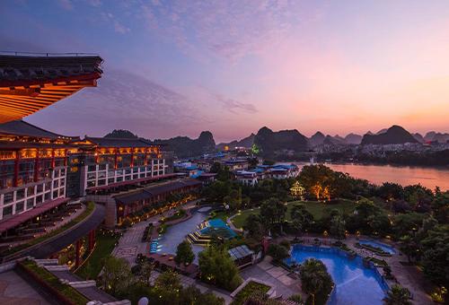 桂林香格里拉酒店