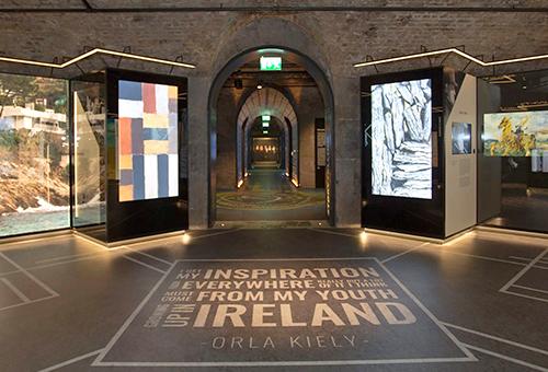 遊覽愛爾蘭移民博物館