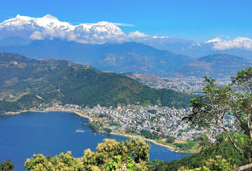 Pokhara City View