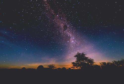 銀河星辰之旅