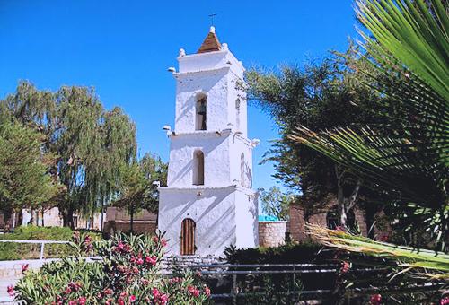 參觀沙漠小鎮Toconao Village