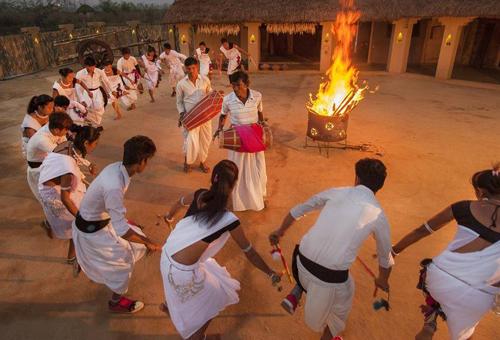Tharu Cultural Program