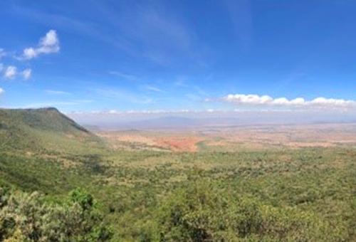 東非大地塹自然奇觀